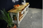 Picture of Pine Pot Board Dresser / Sideboard