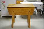 Picture of French Walnut Petrin Dough Box 19c