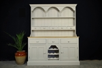 Picture of Bespoke Pine Dresser - Spice Drawers + wine rack
