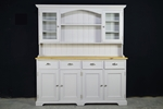 Picture of Large Country style Pine Dresser - 4 Door Base