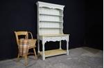 Picture of Pine Pot Board Dresser in Moonstone