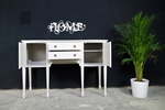 Picture of Reproduction Regency Sideboard in Spell Grey