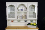 Picture of Classic Ducal Victoria Dresser in Shaded White