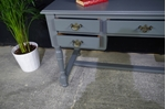 Picture of Vintage Elm Desk with Chair