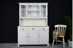 Picture of Country Pine Dresser in Skimming Stone