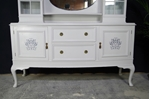 Picture of Large Antique Victorian Sideboard