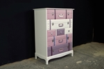 Picture of Travel Themed Stag 7 Drawer Tall Chest - Titania
