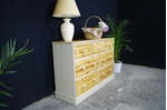Picture of Large 7 drawer Pine Chest of Drawers