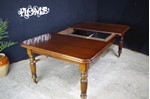 Picture of Late Victorian Mahogany Wind-Out Table  to seat 12