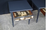 Picture of Pair of Vintage Side Tables