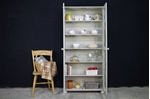 Picture of Rustic Pine Larder / Crockery Cabinet
