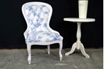 Picture of Queen Anne Occasional Chair