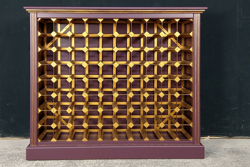 Picture of Craftsman-made Wine Rack