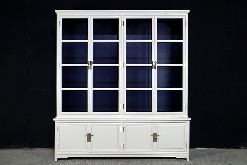 Picture of Large Oriental Display Cabinet