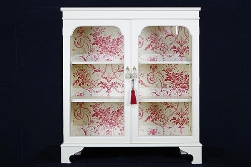 Picture of Tuilleries  Two Door Display Cabinet