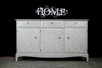 Picture of Stag Sideboard - Lace Effect