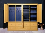 Picture of New Made to Order Entrance Hall Storage Cupboard