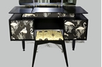Picture of 1950s G Plan Dressing Table - Vintage Lagoon