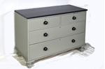 Picture of Large Antique Victorian 4 Drawer Chest
