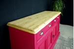 Picture of Kerry and Andy's Reclaimed Hardwood Sideboard