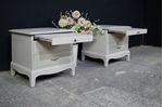 Picture of Pair of Stag Bedside Tables in Spell Gray