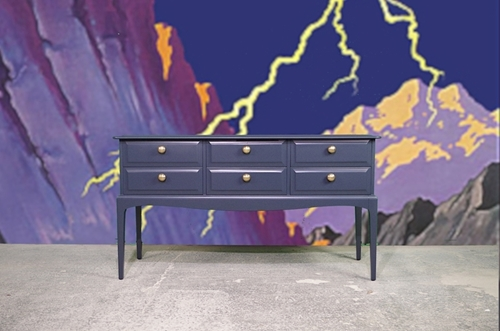 Picture of Stag Minstrel Sideboard/ Console Table