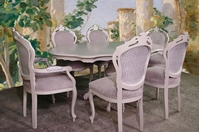 Picture of French Style Dining Set - Chatham Pavilion