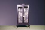 Picture of Vintage Display Cabinet - Paean Black