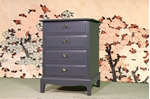 Picture of Stag Minstrel 4 Drawer Chest / Bedside Table