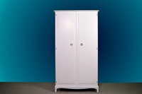 Picture of Stag Minstrel Two Door Wardrobe