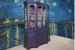 Picture of Hardwood Display Dresser in Railings