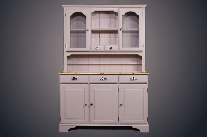 Picture of Ducal Pine Dresser in Dove Tale