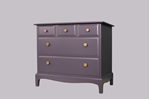 Picture of Stag Minstrel Five Drawer Chest