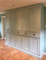 Picture of Kitchen Larder Storage Cupboard