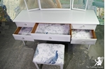 Picture of Stag Minstrel Dressing Table in *your* colour choice