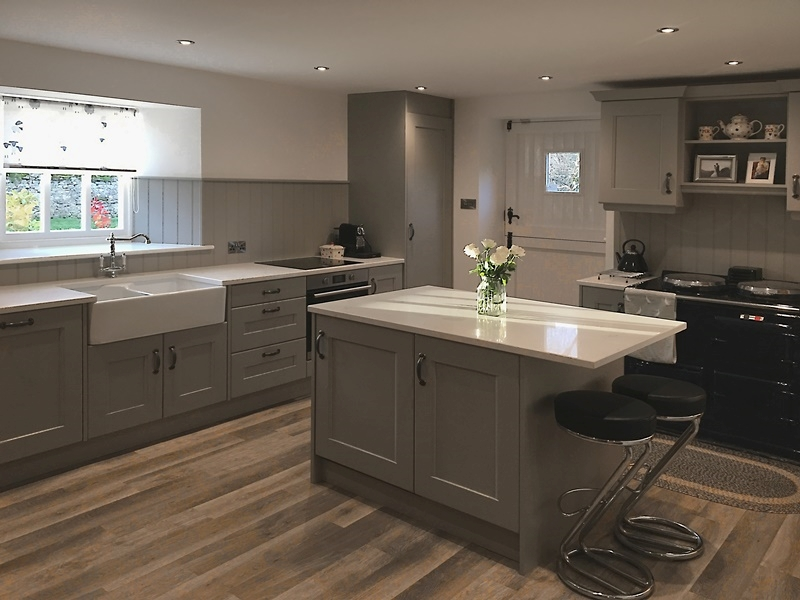Picture of Beth's Kitchen transformed